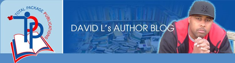 David L&#39;s Author Blog
