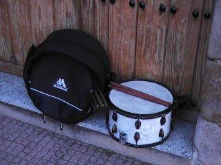 Nuevos tambores
