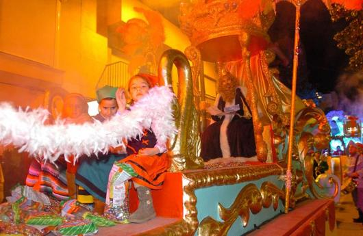 Cabalgata de Reyes Magos (Torredonjimeno)
