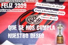 San Lorenzo-Copa Libertadores