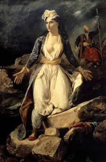 BEST AMERICAN ART: Romantic Orientalism: Eugene Delacroix (1798 ...