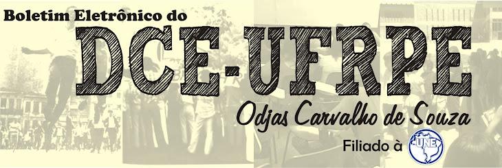 Blog do DCE-UFRPE Odjas Carvalho de Souza