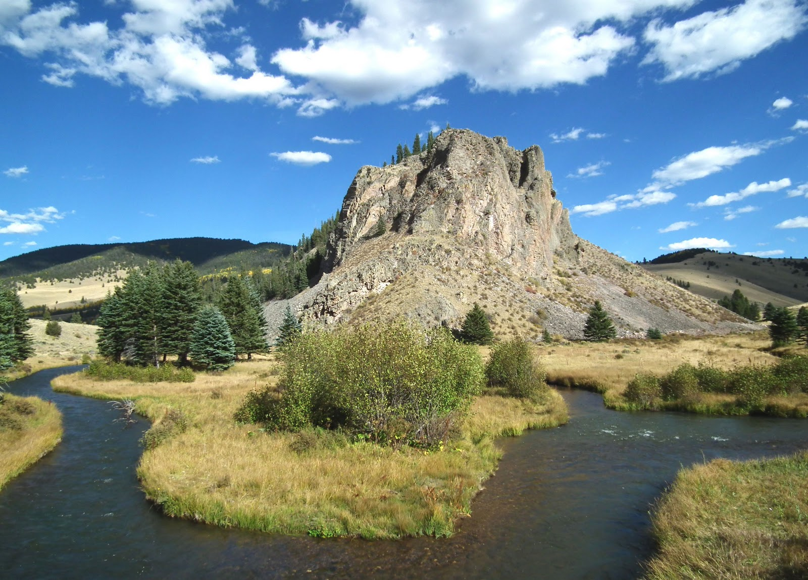 Visit the valle vidal for great fall foliage outdoors for Fishing new mexico