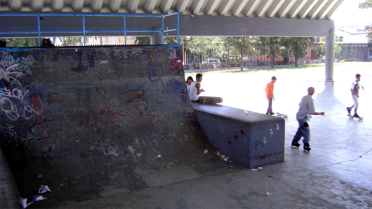 Metro Puebla Bestia Bmx