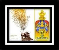 Premio dardo y oro