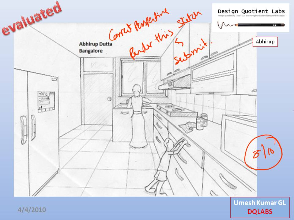 Submit The Interior Views Too As Given In Assignment 8. Submit Them By 6th  April.