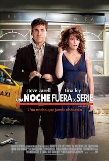 Ver Película Una Noche Fuera de Serie Online Gratis (2010)