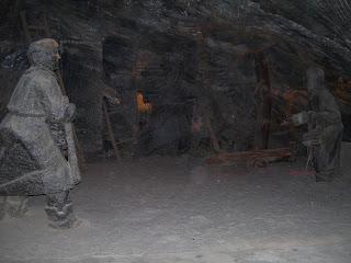 salt sculpture wieliczka