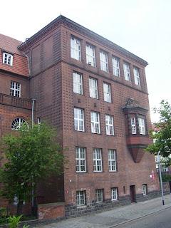 Szczecin brickwork