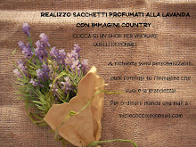 SACCHETTI PROFUMATI
