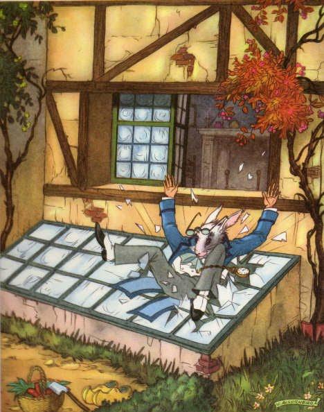 Violette lavilaine les illustrations d 39 alice au pays des merveilles de m - Maison alice au pays des merveilles ...