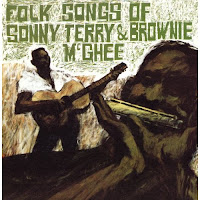 folk songs of sonny terry and