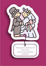 Lembrança para casamento