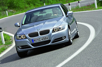 BMW E90 Series front picture