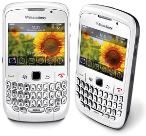Claire's Phone Blackberry_white_putih