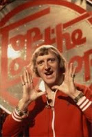 Jimmy Saville presents Top of the Pops in 1979