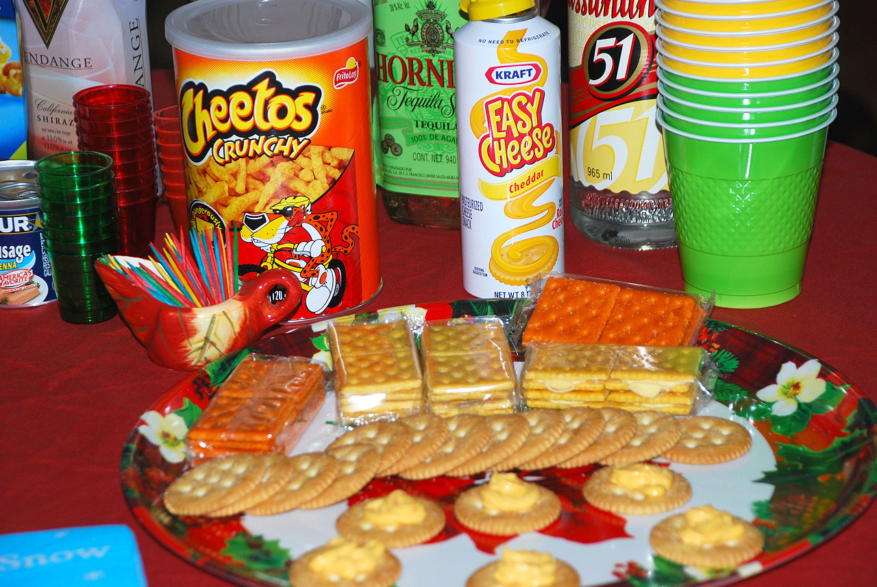 Good Top 10 Christmas Party Ideas Part - 14: The Food