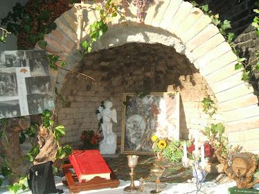 Altare di S. Martino