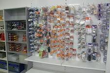 Parte de la tienda