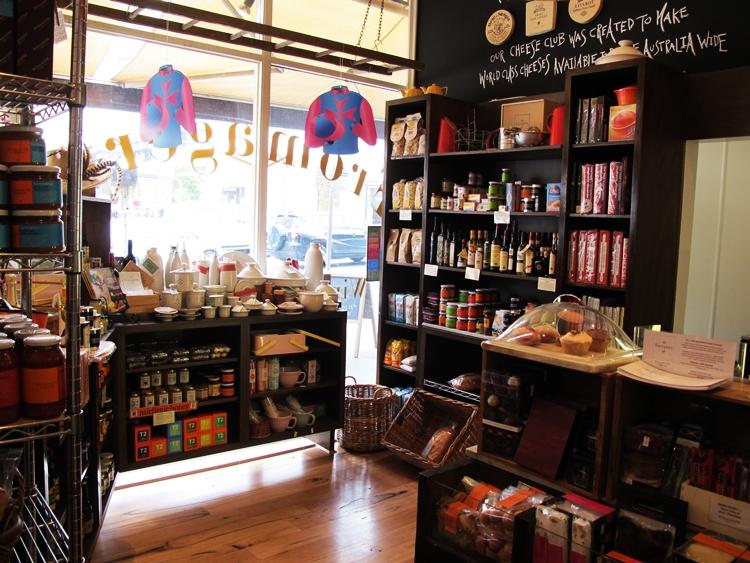 Cafe Relish Richmond Menu