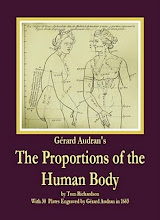 Gerard Audran&#39;s The Proportions of the Human Body