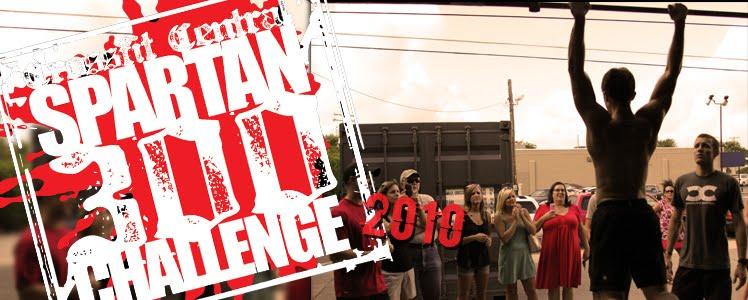 Spartan 300 Challenge