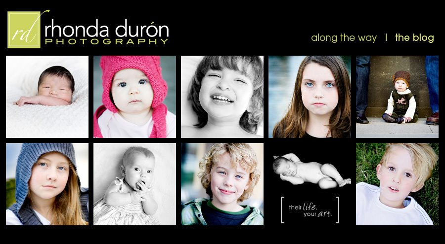 Rhonda Duron Photography: The Blog