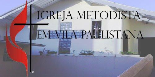 Igreja Metodista em Vila Paulistana