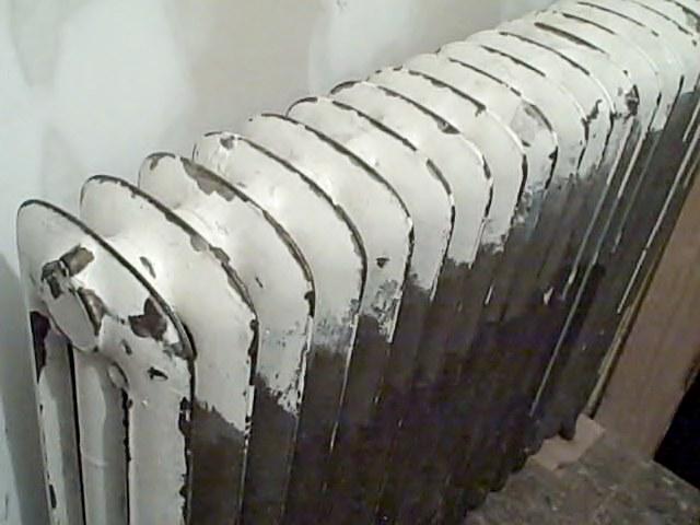 Cast Iron Radiator Heating Capacity Guide