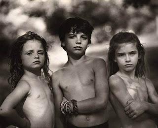 Family photo shooting Naked