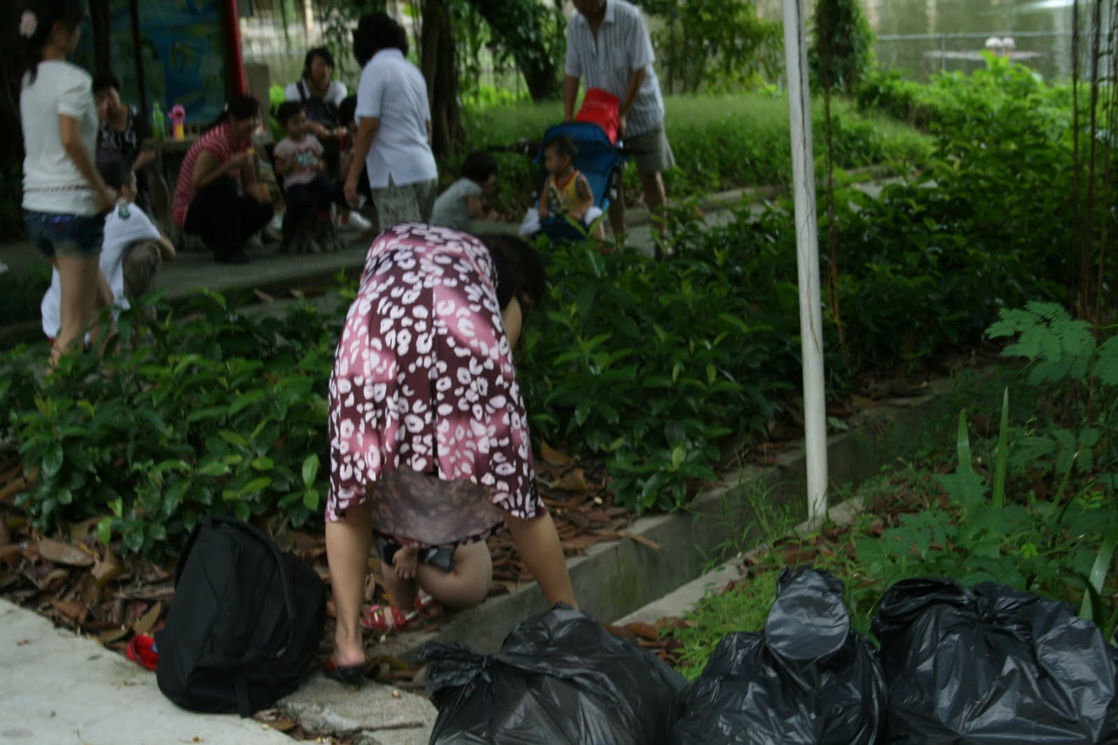 PEE ON ALLSITUATION IN CHINA