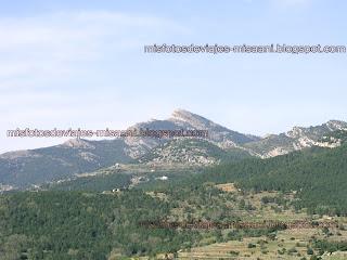 Pico de Peñagolosa