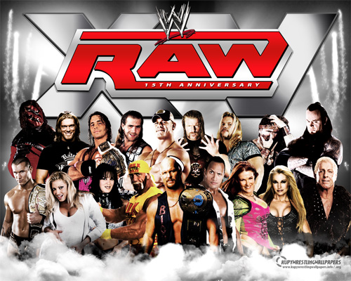 wwe edge 2010 wallpaper. RAW ANNIVERSARY WALLPAPER