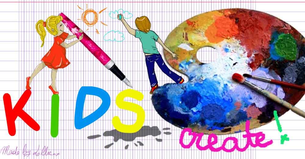 KidsCreate Ateliers d'anglais créatifs pour enfants