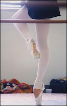 I'm a ballerina