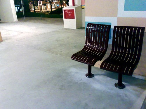 Singapore Hdb Towns Aljunied Stone Table And Chairs Removed