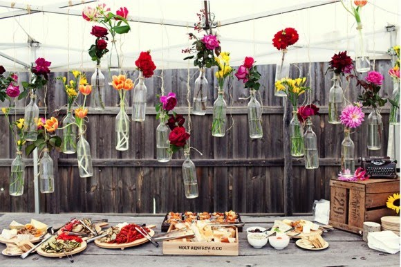Backyard Wedding with Eat Drink Chic