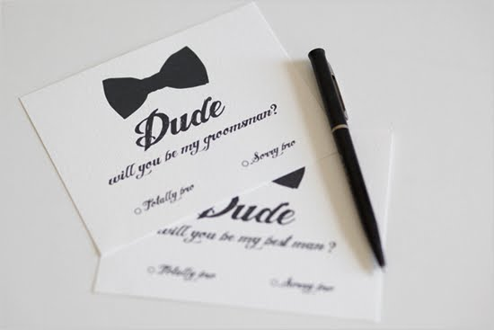 style sensibility free template will you be my groomsman