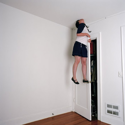 kissing the ceiling series by fred Muram via Planb