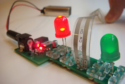 Little bits preengineered and magneted circuit board