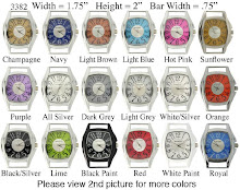 New Chunky Watch Styles!
