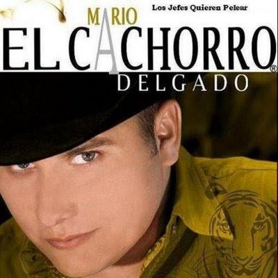 Mario El Cachorro Delgado - La Muerte De Manuelon (M1) Corridos 2012