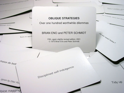 Oblique: Productive Strategies on the App Store