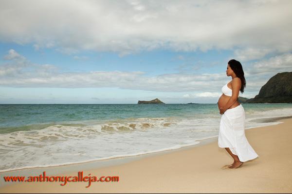 Hawaii Maternity Photography Oahu