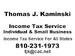 Tax Service