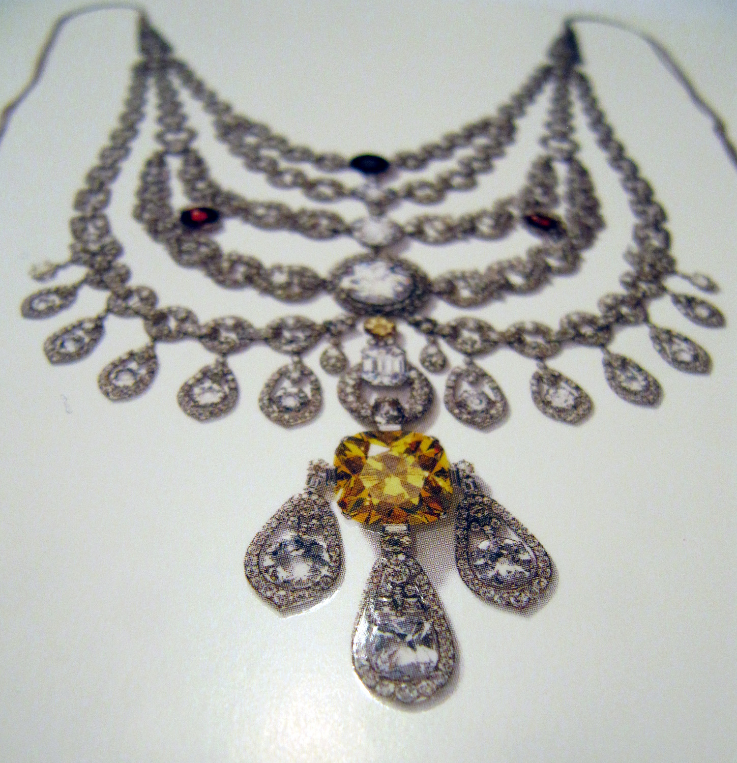 Patiala Necklace by Cartier,