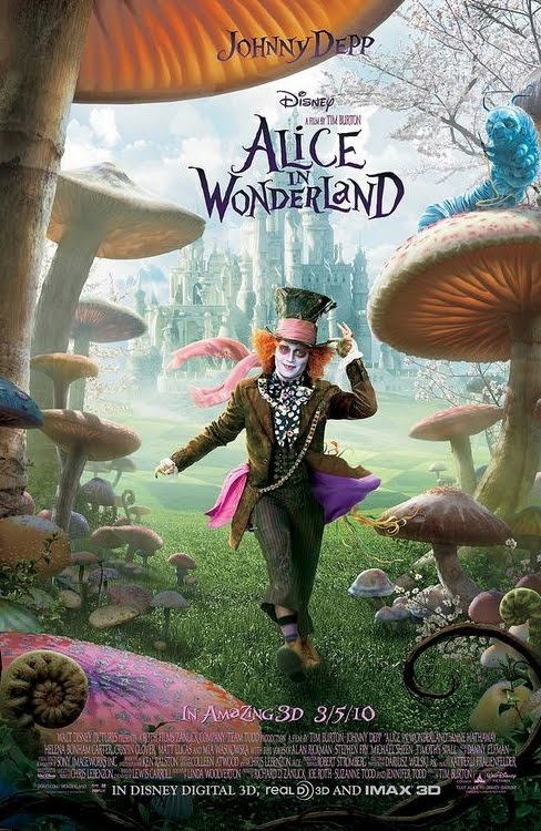 alice in wonderland 2010 full movie free online