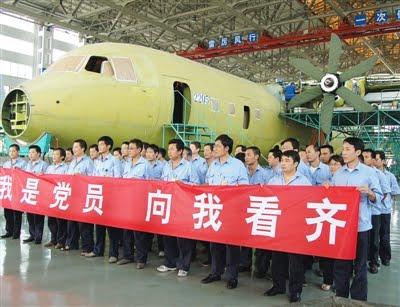 Avions de transport tactique/lourd Y-9-china+aviation+news
