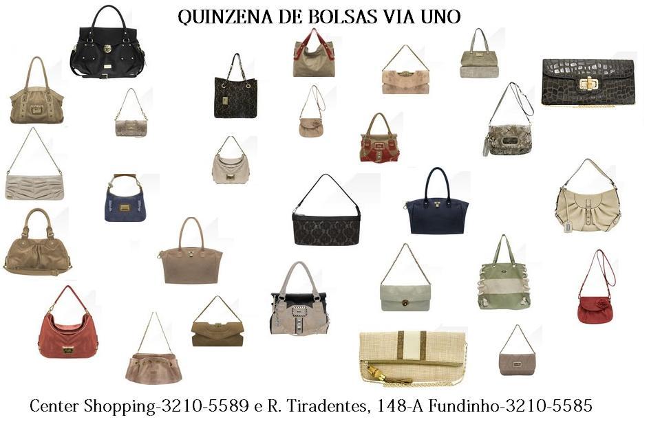 Bolsa Dourada Via Uno : Quinzena de bolsas via uno