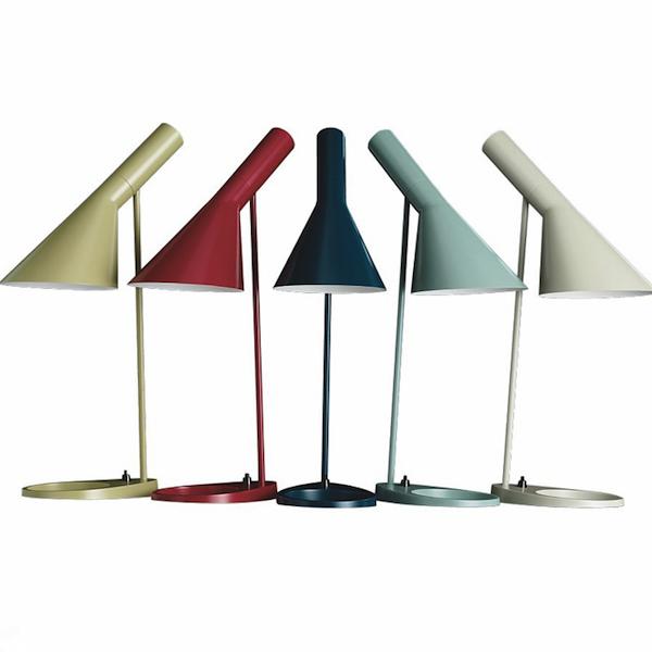scandinavia design ii lampe aj 60 me anniversaire. Black Bedroom Furniture Sets. Home Design Ideas